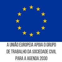 A união europeia apoia o Grupo de trabalho da sociedade civil para a agenda 2030